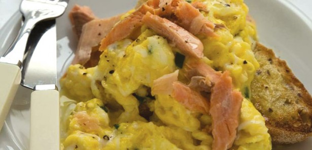 Scrambled-eggs-with-Trout