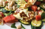 courgette-watermelon-cannellini-salad-recipe