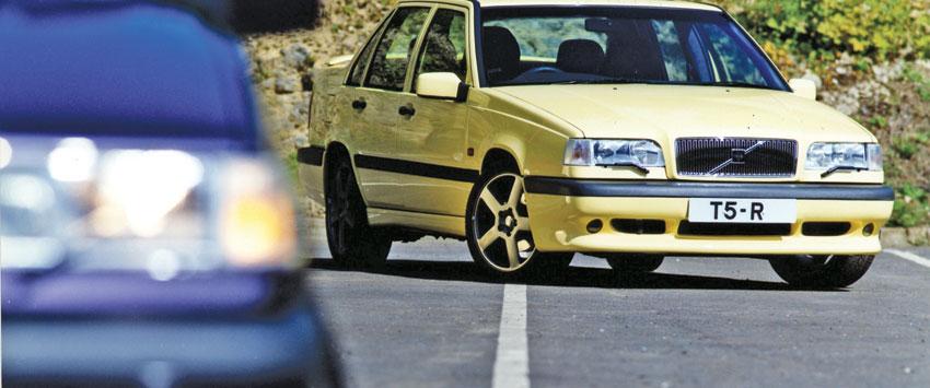 Volvo 850 T5-R | Classic Profile | The Moment Magazine