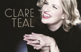 Clare Teal performs in Spalding in March