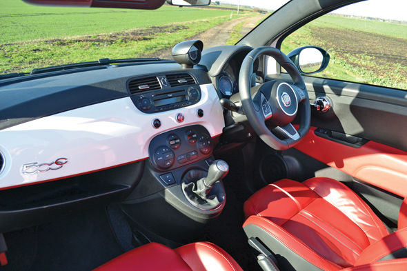 Abarth 500 - Little Wonder | First Drive | Motoring | Peterborough