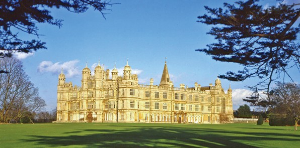 Burghley House Celebrates a Royal Olympic Year