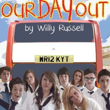 Willy russell our day out coursework