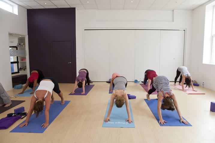 yoga nuts