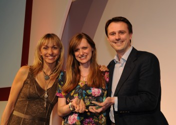 The Natural and Organic Awards - Best Organic Retailer 2013 (2)