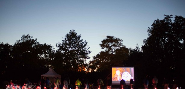 The cycle cinema returns in 2013