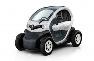 Test drive the Renault Twizy