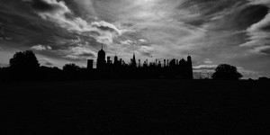 Burghley House Spooky Tours. Picture courtesy of Burghley House