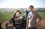 Guy Watson, Riverford organics