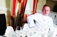 Andrew Corrick, chef patron