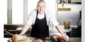 John McGinn, owner and head chef