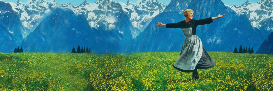 Sing-a-Long-a Sound of Music, Friday 6 March, 7 pm, Key Theatre