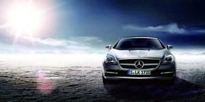The Mercedes SLK