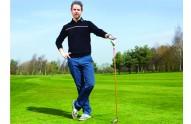 Elton Furze resident professional golfer James Waycot
