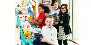 Dave Warren Picture Team 2015 for The Reading Agency, and with thanks to Southwark Libraries, Canada Water Library and the children from Alfred Salter Primary School