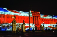 No, it's not Peterborough... But here's how Magnetic Events transformed Buckingham Palace