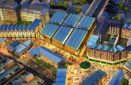 From an artist's impression of the regeneration of North Westgate