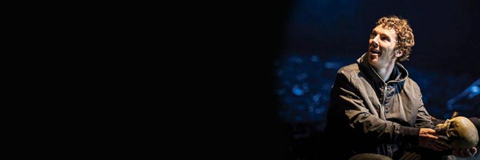 Hamlet (Live Screening), Thursday, 15 October, Key Theatre