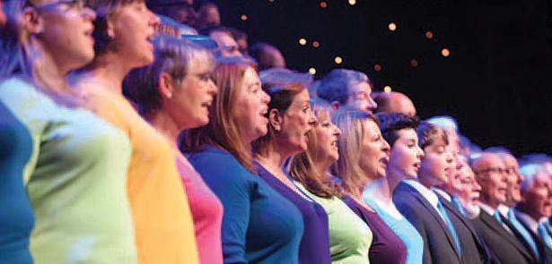 Peterborough Sings, Broadway Magic, The Broadway Peterborough, Peterborough Male Voice Choir