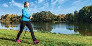 Nordic Walking, Peterborough, Vivacity Health