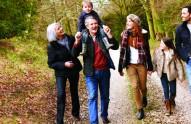 walking, health initiatives, free walks, Peterborough