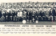 Peterborough United Football Club, 1961-1962 season