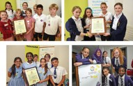 Children from all over the city have enjoyed learning about eco matters