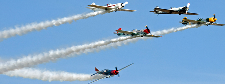 The Jubilee Air Show - Duxford IWM