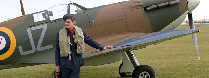 Duxford and the Battle of Britain Tour