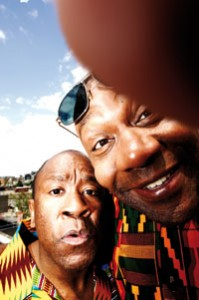 National Theatre Live - The Comedy of Errors (starring Lenny Henry)