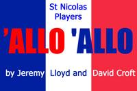 'Allo 'Allo - St Nicolas Players