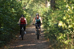 Guided cycle Ride