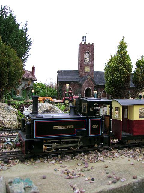 16mm Association National Garden Railway Show