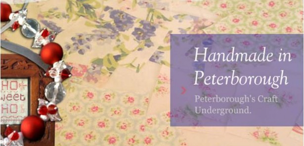 Handmade in Peterborough - weekly craft group