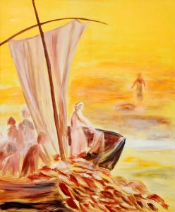 Rejoicing in the Cross: An exhibition of paintings by Karola Onken